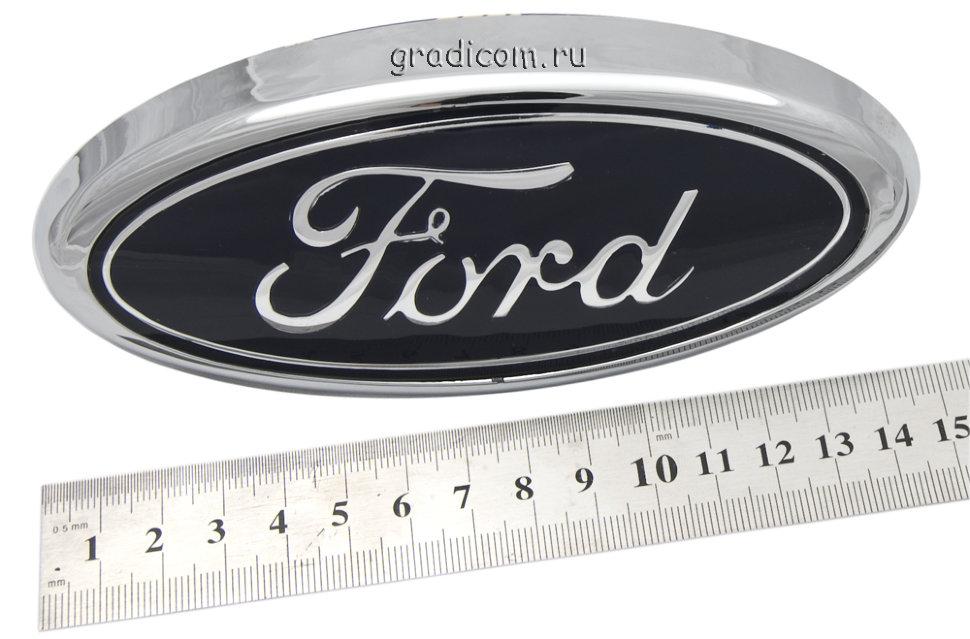 Размеры эмблемы форд на фокусе