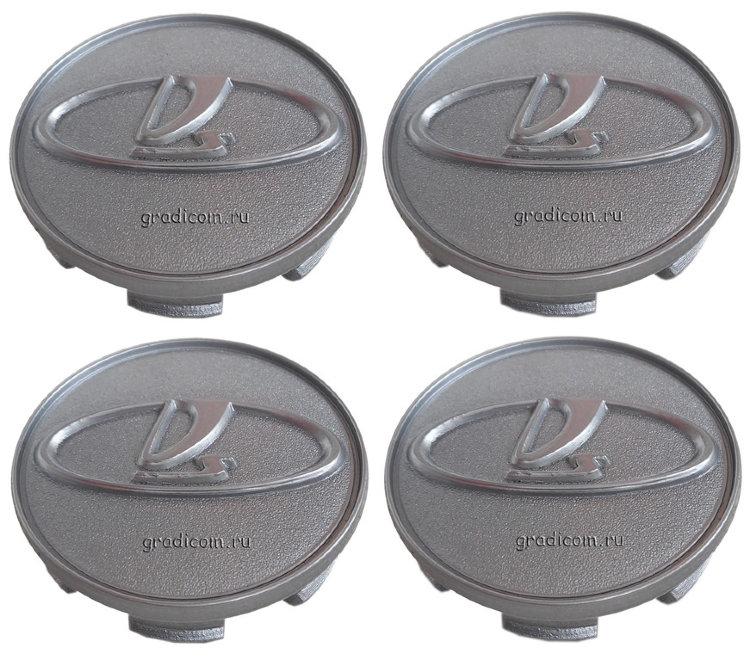 Колпачок на диск LADA комплект 4 шт (56/51/11) SKAD