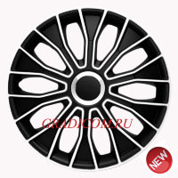Voltec pro chrome ring 15""